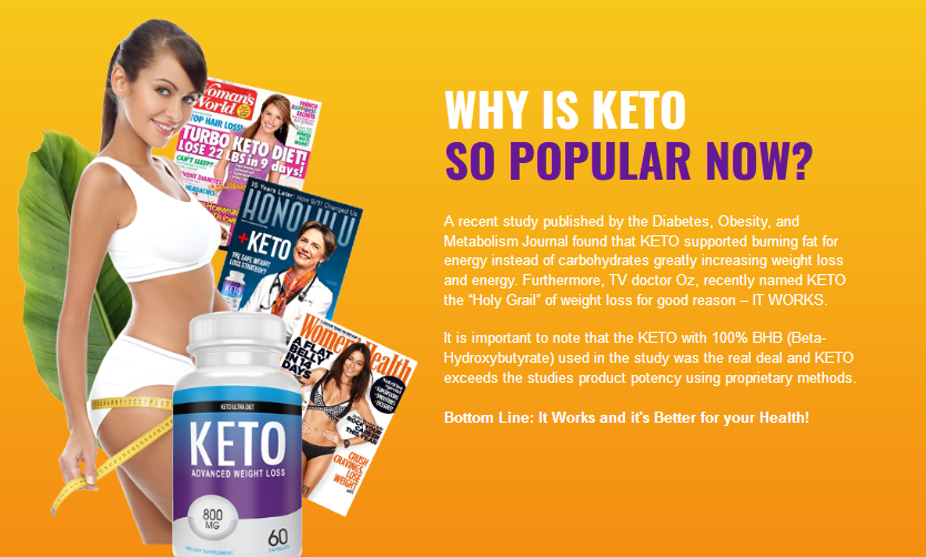 Keto Ultra Diet famous