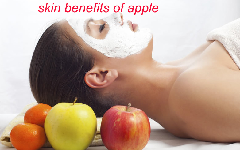 skin benefits of apple