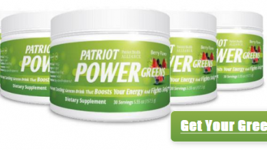 Photo of Patriot Power Green