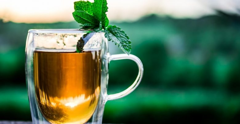 Green Tea Featured