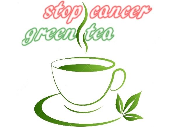 green tea prevents cancer