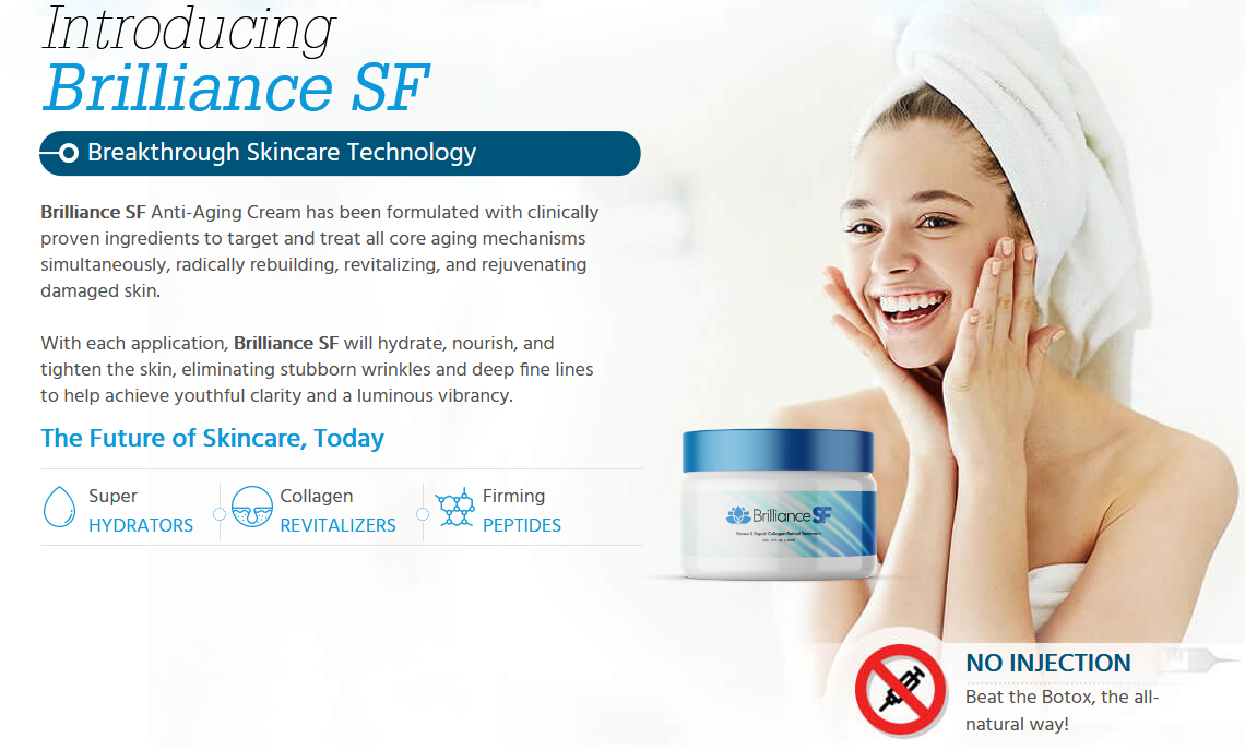 Brilliance SF Skin Care