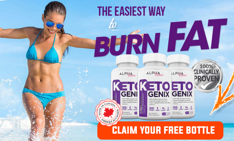 Alpha Femme Keto Genix featured