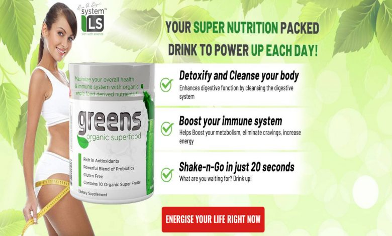Greens Organic Superfood featured