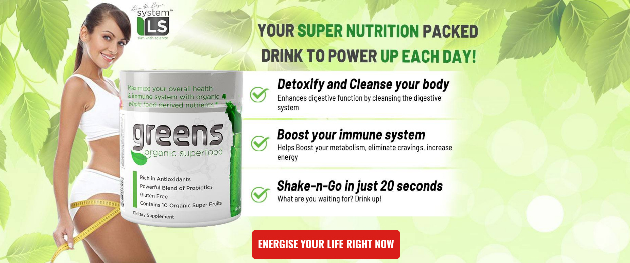 Greens Organic Superfood order now