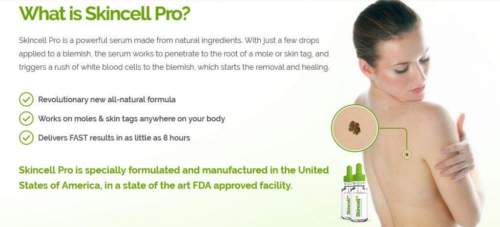 what is skincell pro