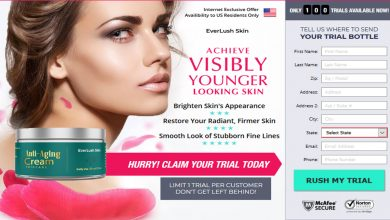 Photo of EverLush Skin Cream – Say Good-Bye to Aging
