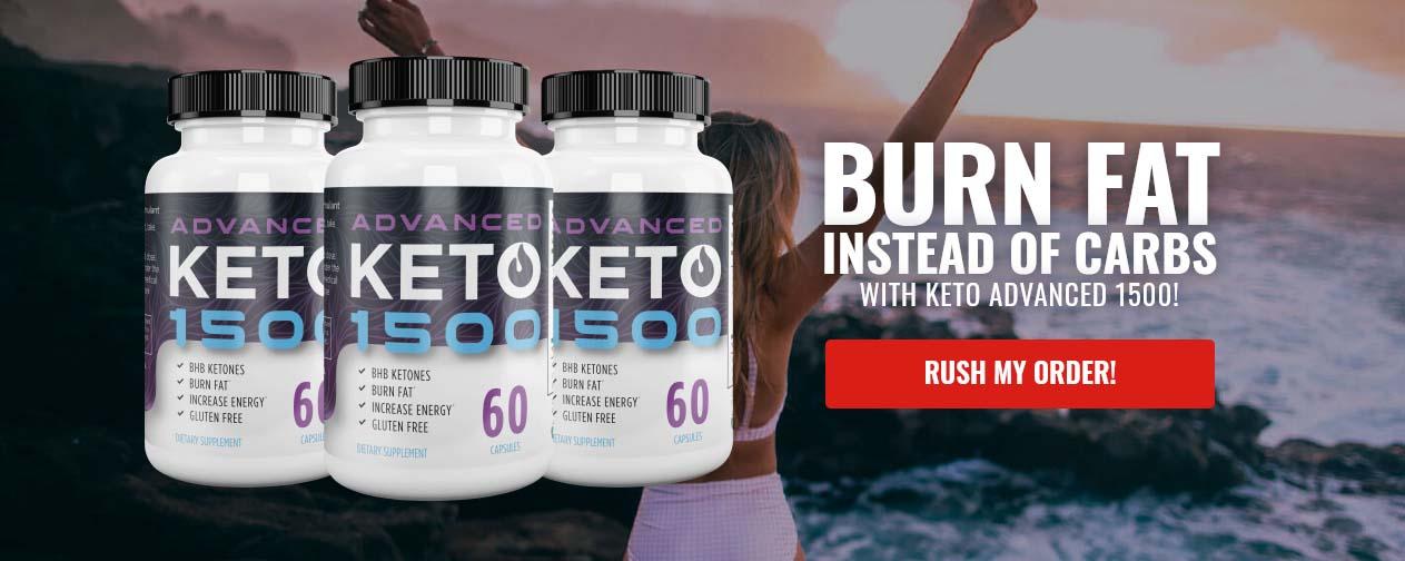Advanced Keto 1500 Pills price