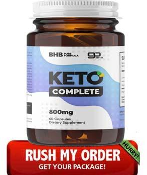 Complete Keto Diet Pills