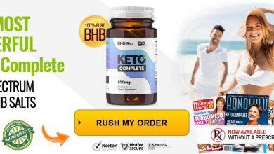 Complete Keto Pills