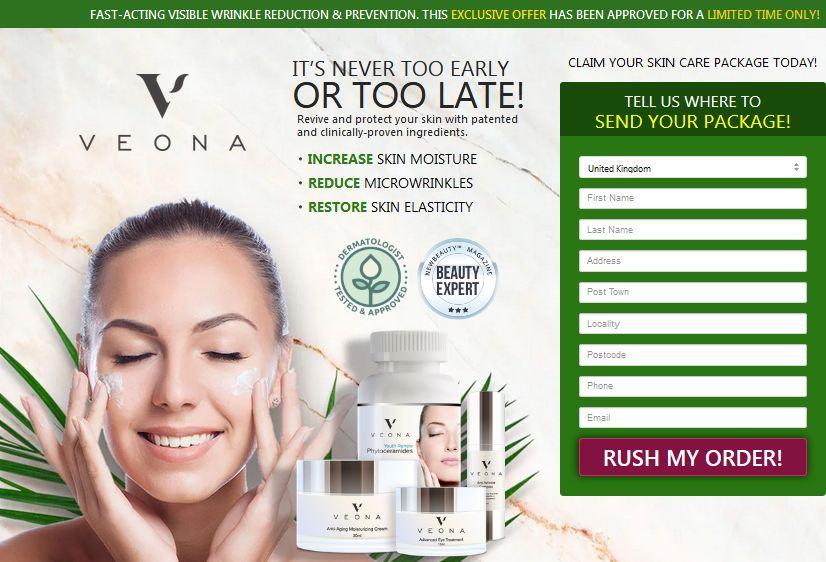 Veona Beauty Cream Price